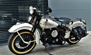HARLEY DAVIDSON WL de 1941 For Sale