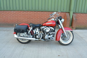 1951 Harley Davidson EL61 Hydra Glide For Sale by Auction