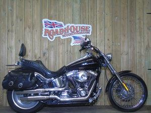 2002 Harley-Davidson FXSTD Deuce Full Service History  For Sale