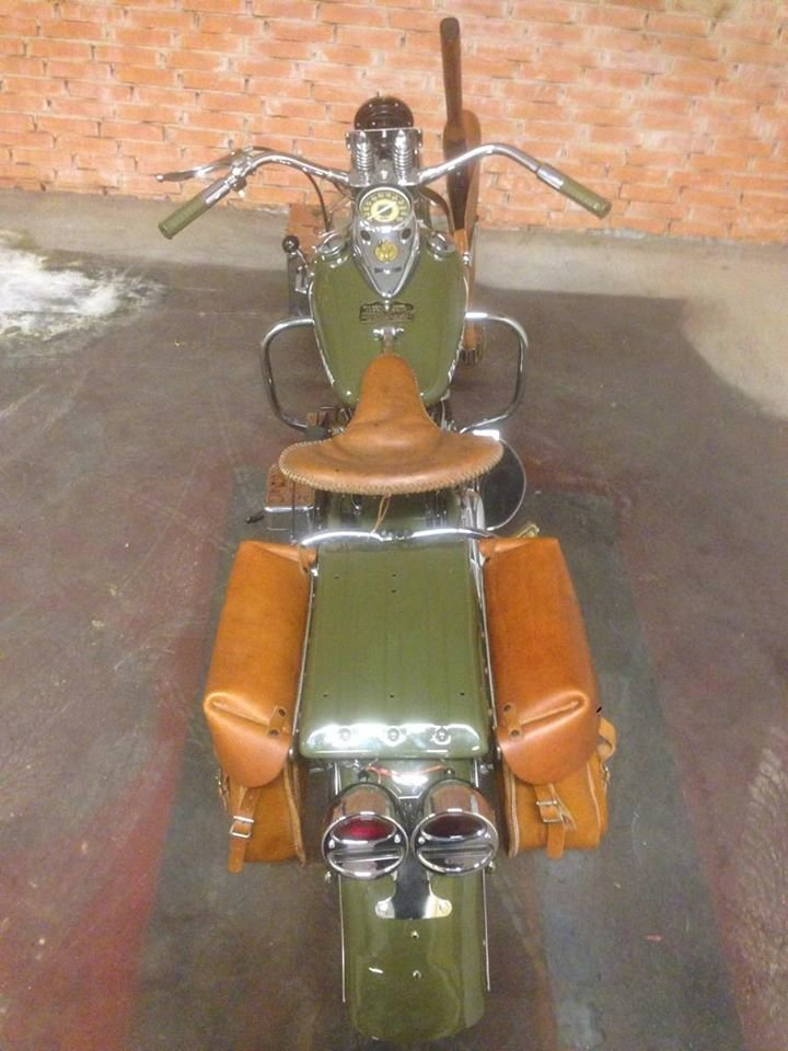 1942 Harley Davidson WLA For Sale (picture 2 of 6)