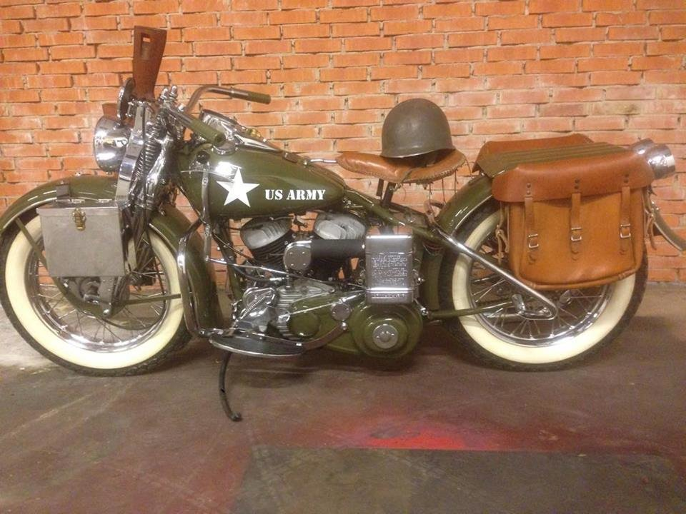 1942 Harley Davidson WLA For Sale (picture 4 of 6)