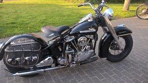 Harley davidson 1949 hydra glide  SOLD