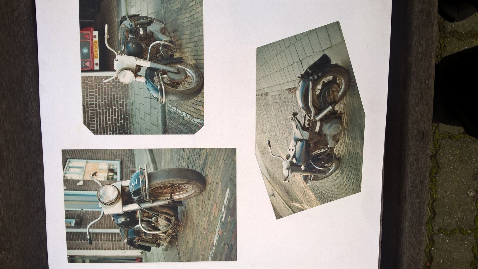 Harley davidson 1965 panhead . SOLD (picture 6 of 6)