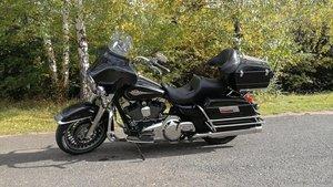 2011 Magnificent Harley Davidson Electra Glide