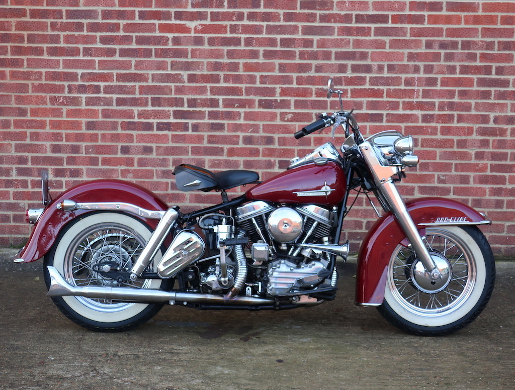 1961 Harley-Davidson FL Duo-Glide For Sale (picture 1 of 6)