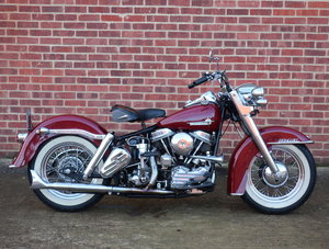 1961 Harley-Davidson FL Duo-Glide For Sale