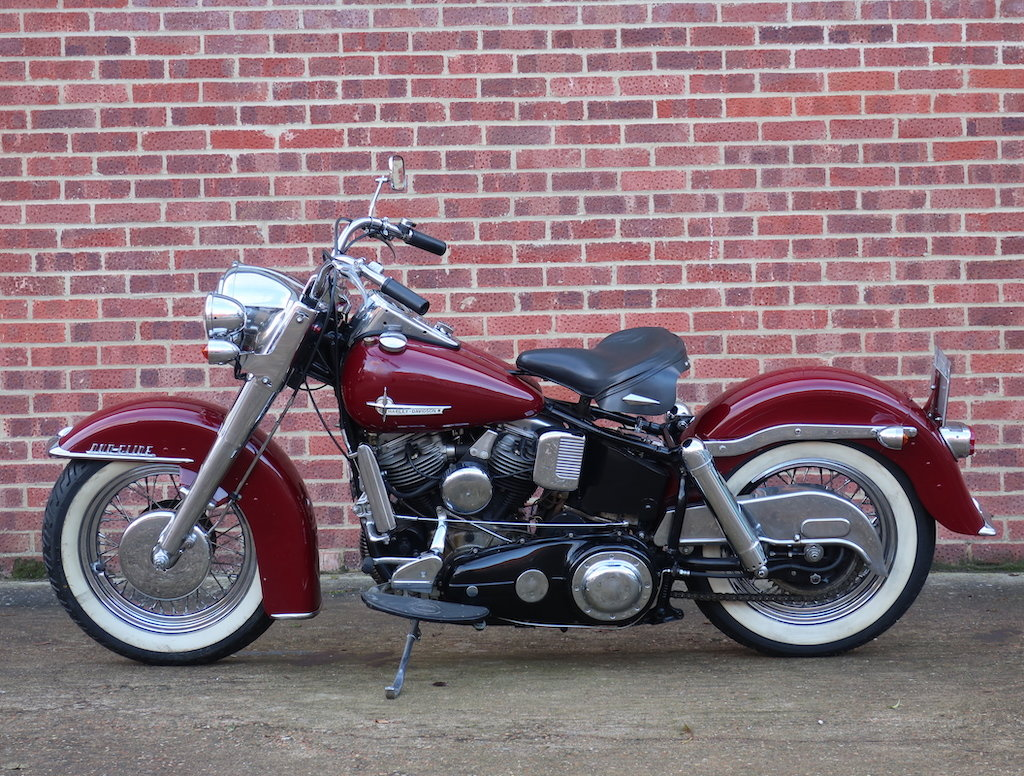 1961 Harley-Davidson FL Duo-Glide For Sale (picture 5 of 6)