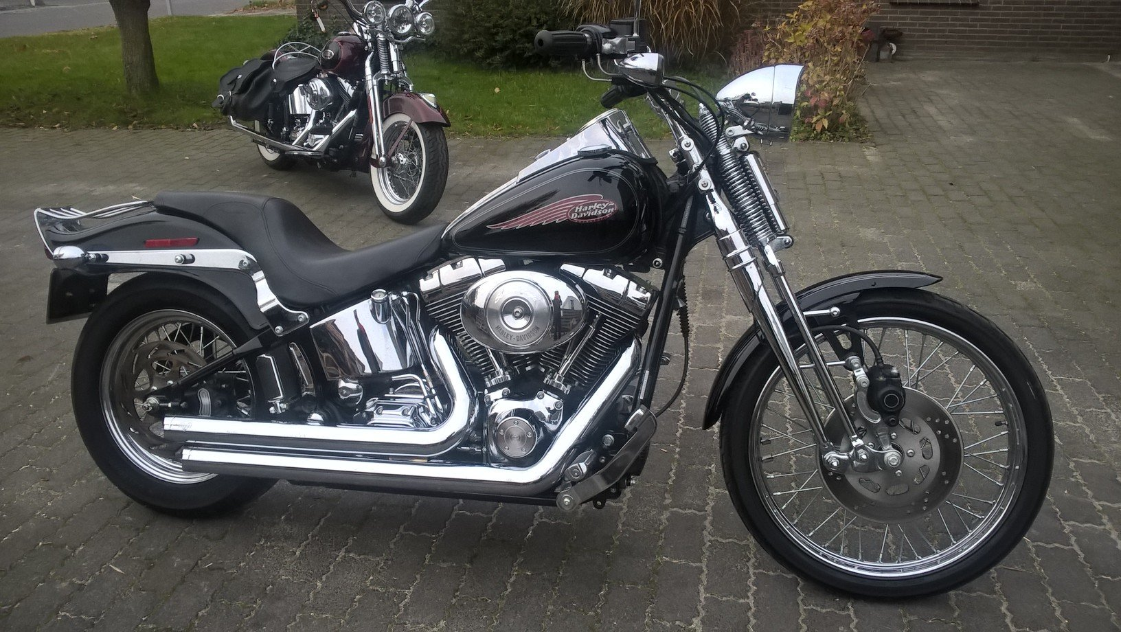 harley davidson 2004 FXSTS For Sale (picture 1 of 6)