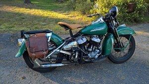 1939 Harley Davidson WLA