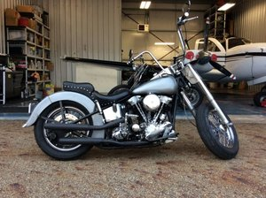 1940 1947 Harley Davidson EL Knuckleheadbobber For Sale