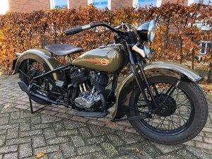 Harley-Davidson model R 1936 For Sale