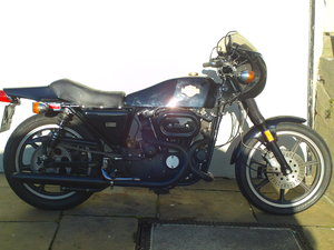 1977 HARLEY DAVIDSON XLCR 1000 For Sale