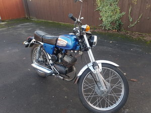 1971 Harley Davidson rapido Aletta deluxe 125 For Sale