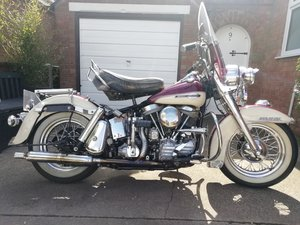 1964 Panhead Duo Glide For Sale