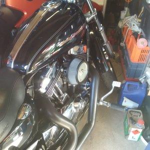 2007 Harley Davidson sportster 1200 imported For Sale