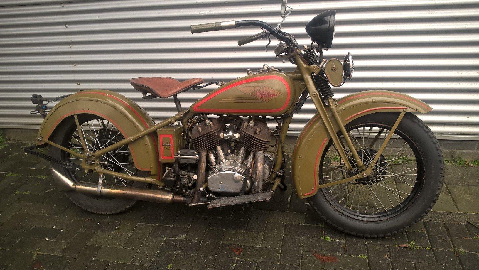 harley davidson 1931 VL  For Sale (picture 1 of 6)