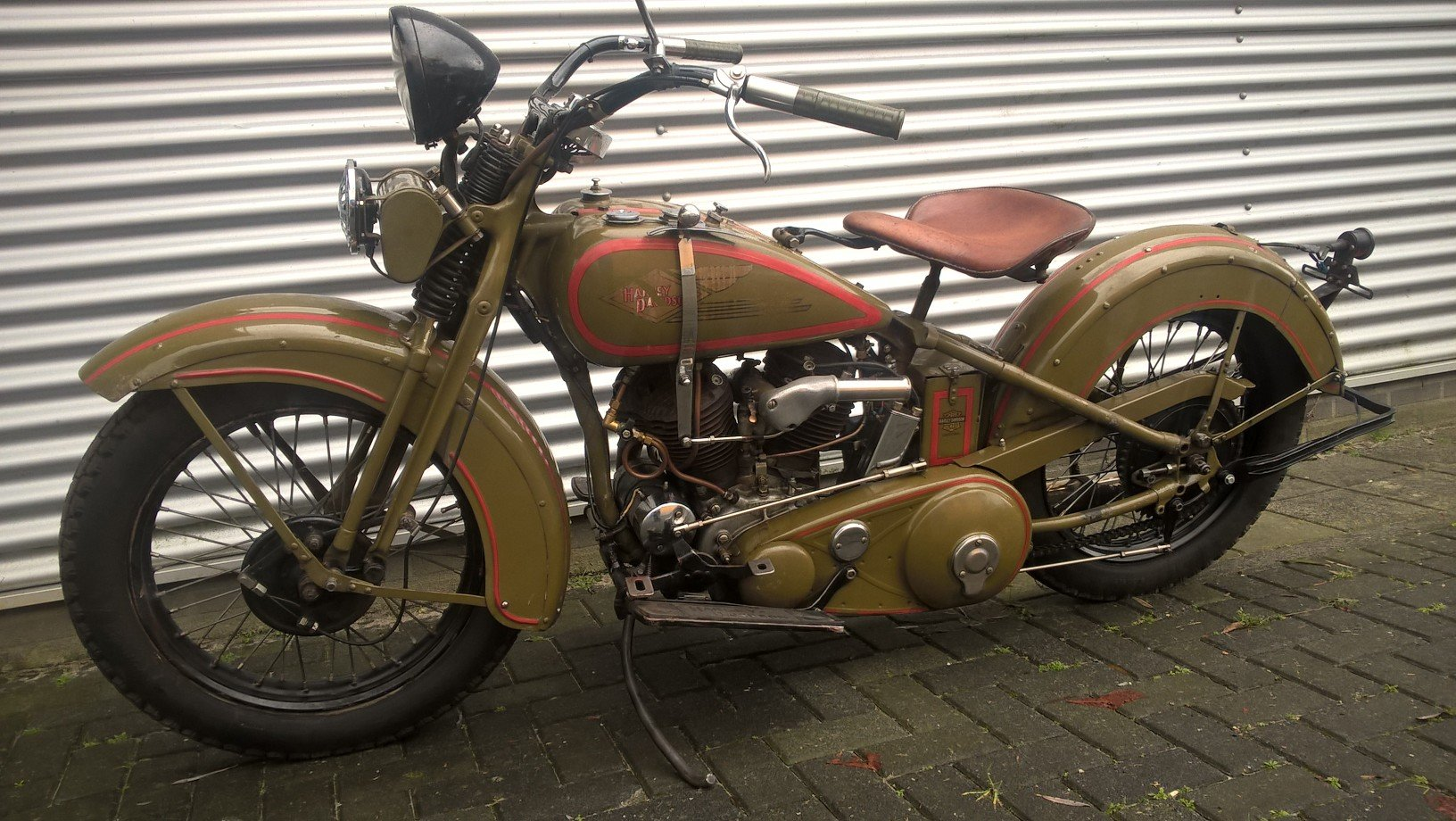 harley davidson 1931 VL  For Sale (picture 6 of 6)