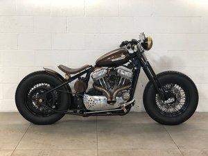 2019 Harley Davidson 1200 Custom Hardtail For Sale