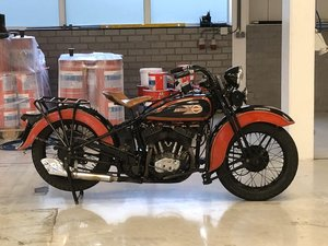 Harley davidson Model R 1935 For Sale