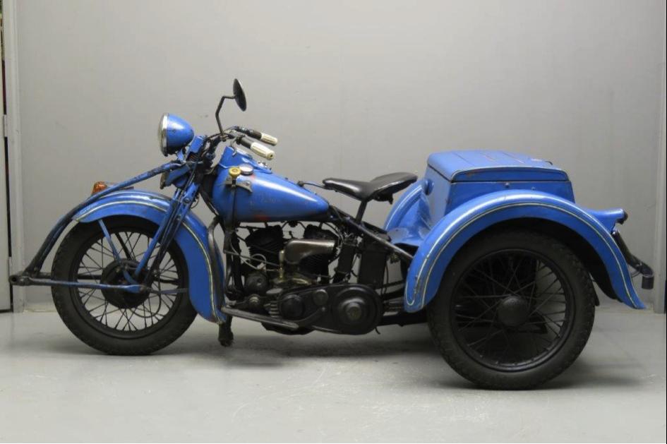 1937 Harley Davidson Servicar For Sale (picture 1 of 6)