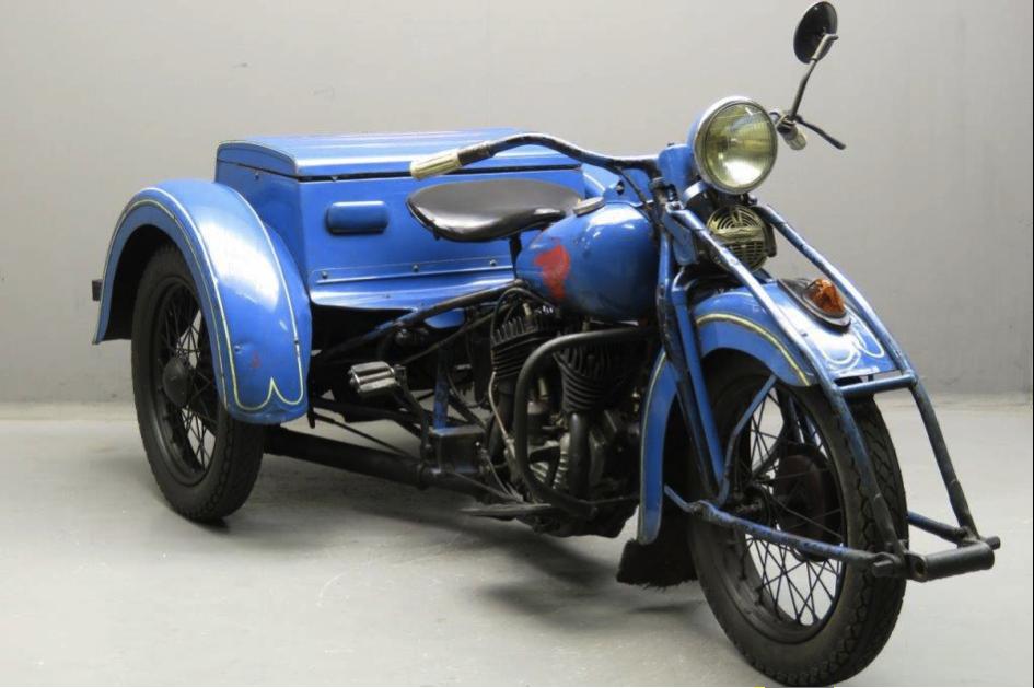 1937 Harley Davidson Servicar For Sale (picture 2 of 6)