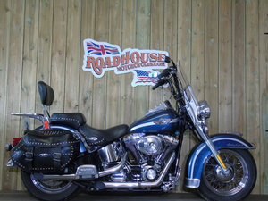 2003 Harley-Davidson FLSTCI Heritage 100th Anniversary Edition For Sale