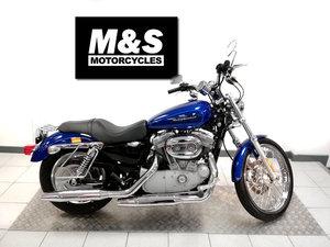 2009 Harley Davidson XL883C Sportster For Sale
