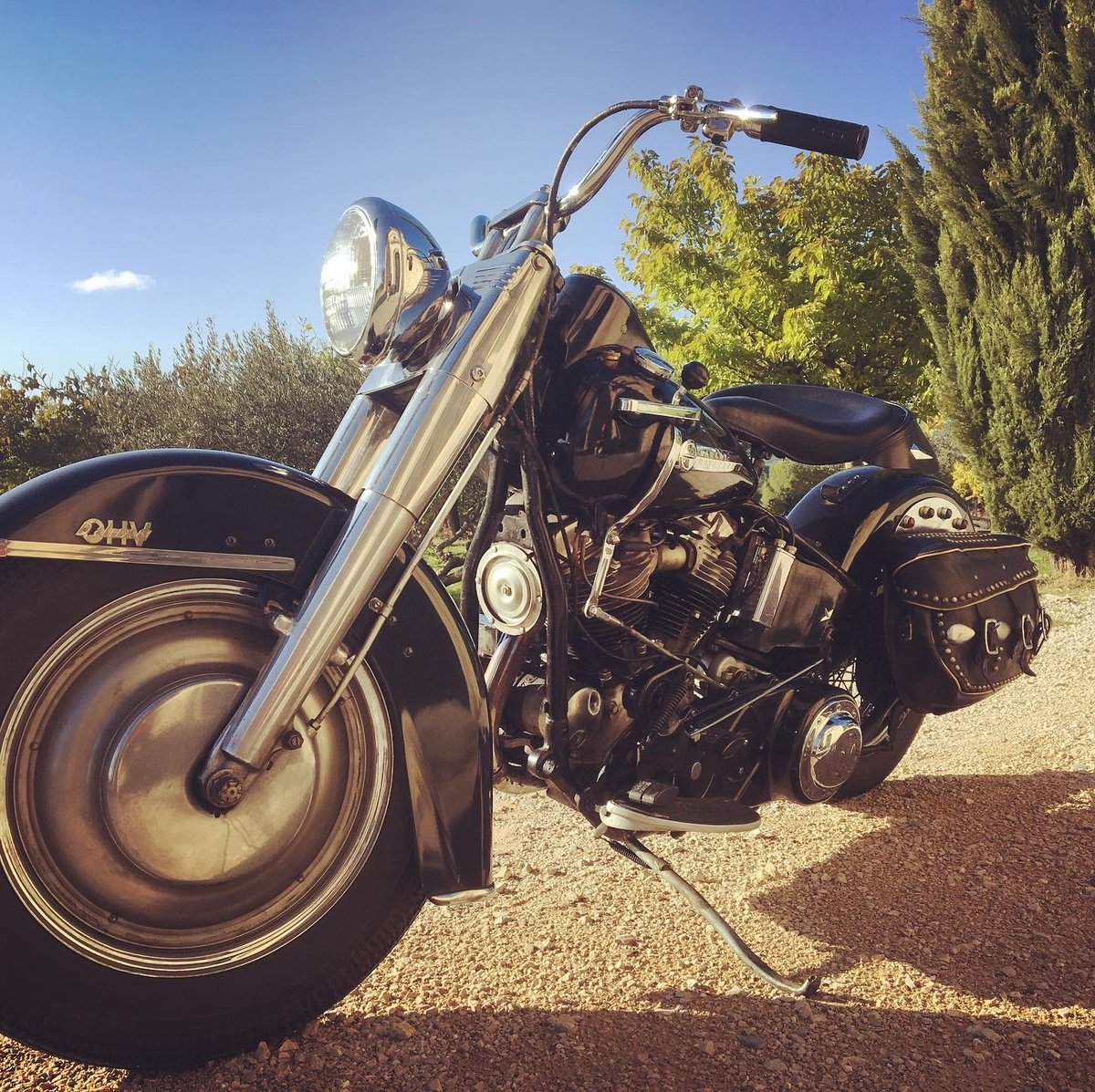 1950 Harley Davidson FL50 Panhead For Sale (picture 4 of 6)