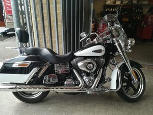 2012 Dyna Switchback FLD - a little bit special !