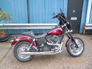 Harley Davidson FXDX 2003 For Sale