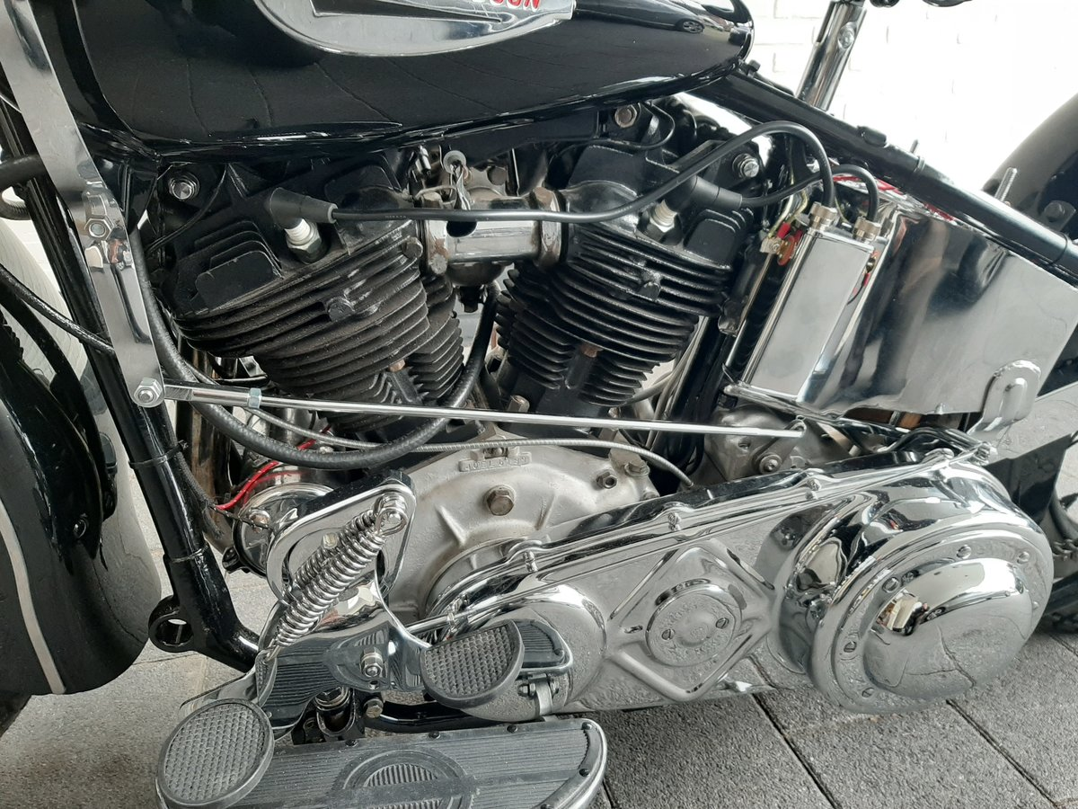 Harley Davidson knucklehead 1940 For Sale (picture 2 of 6)