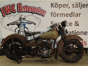 Picture of Harley-Davidson WL 1946 SOLD