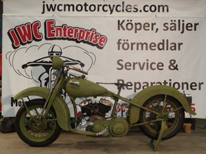 Harley-Davidson WL 1946 For Sale