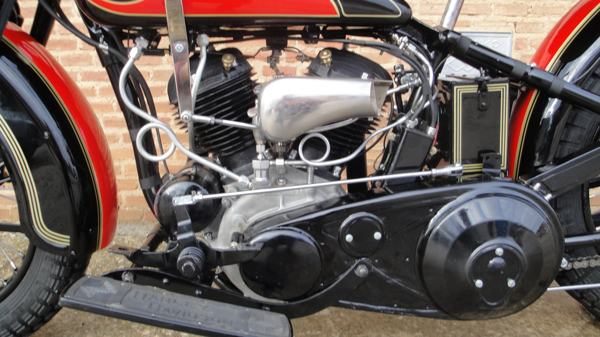 """1933 Harley davidson 33vf 74"""" special model For Sale (picture 4 of 6)"""