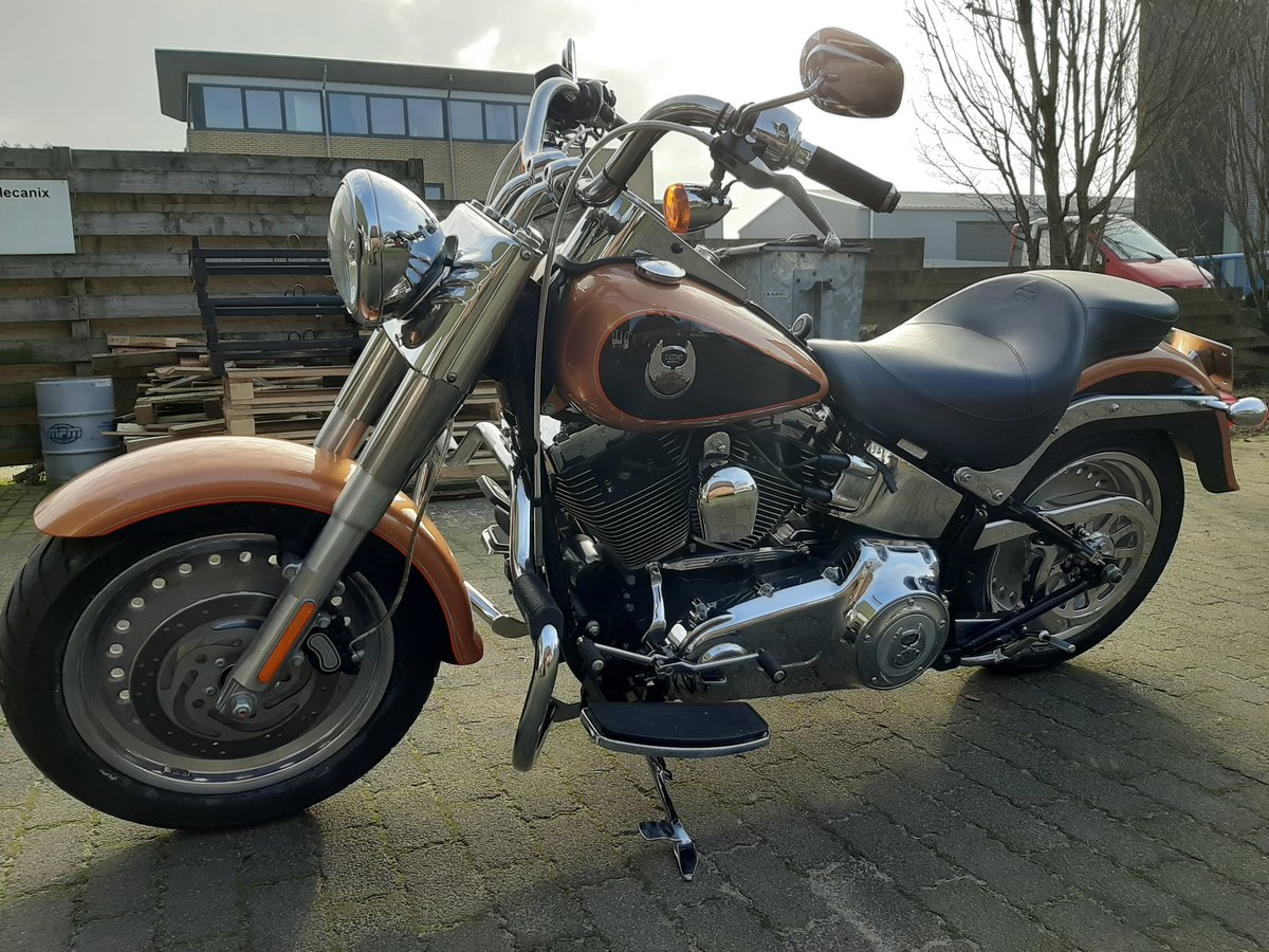 2007 Harley davidson Fat boy 105 th anniversary For Sale (picture 4 of 6)