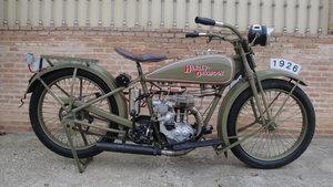 Harley davidson a 350 peashooter year 1926