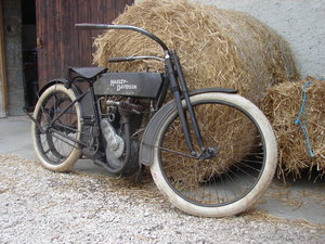 1912 Belt drive single Harley Davidson For Sale