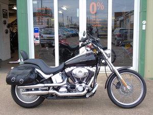 Harley-Davidson FXSTD Deuce Full Service History