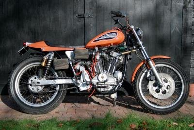 1970 1972 Harley Davidson XR750 For Sale by Auction (picture 1 of 6)