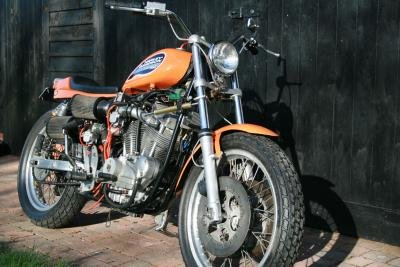 1970 1972 Harley Davidson XR750 For Sale by Auction (picture 3 of 6)