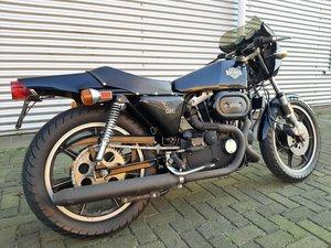 Harley davidson XLCR cafe racer 1977 SOLD