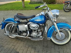 Harley davidson early shovel 1969