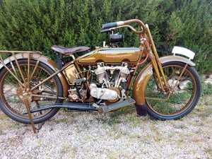Picture of 1918 Harley Davidson T