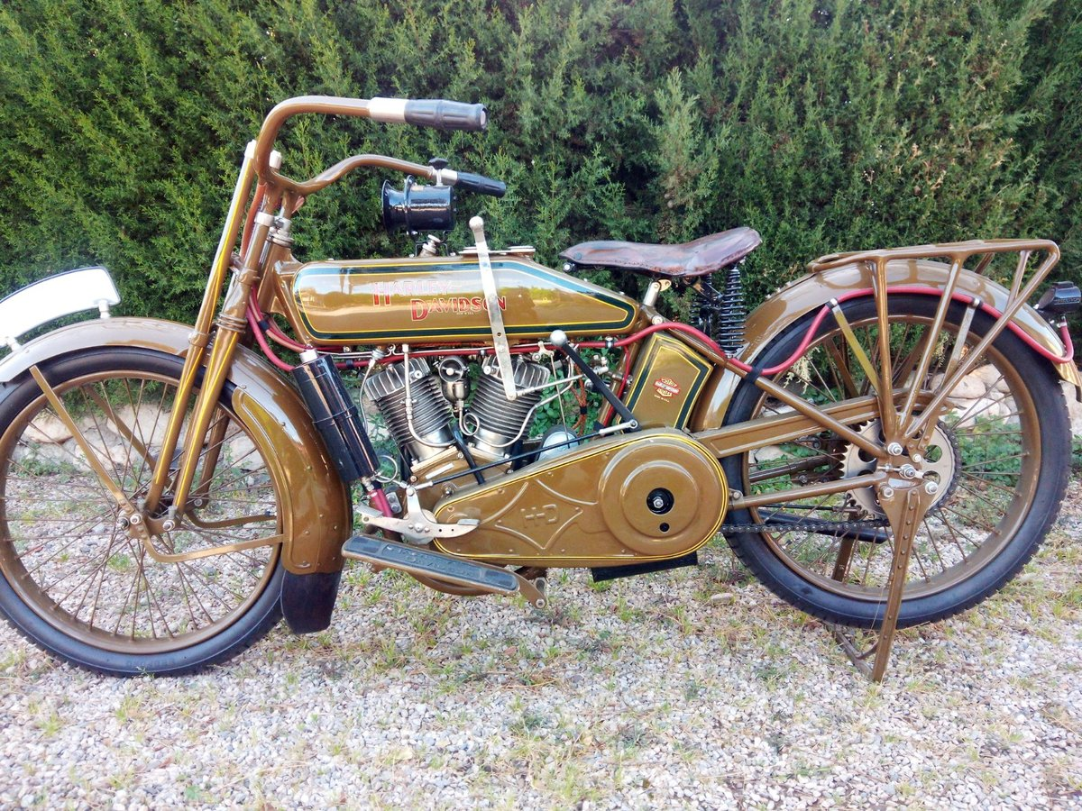 1918 Harley Davidson T For Sale (picture 2 of 6)