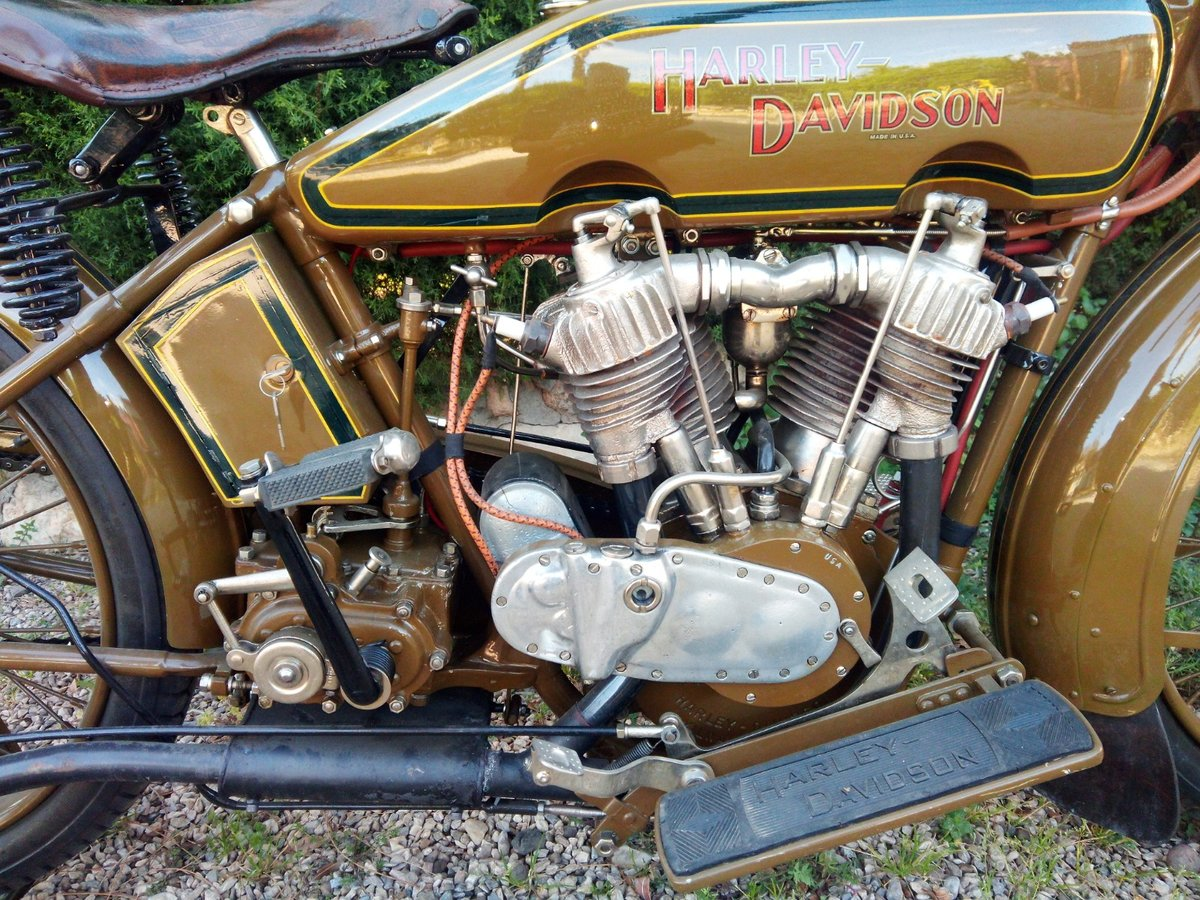 1918 Harley Davidson T For Sale (picture 5 of 6)