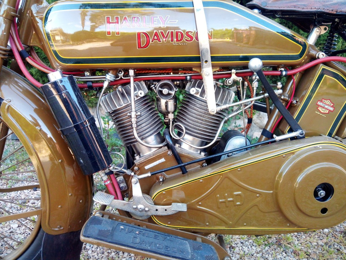 1918 Harley Davidson T For Sale (picture 6 of 6)