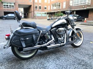 2003 Heritage Softail Classic For Sale