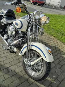 harley Heritage springer 1997 For Sale