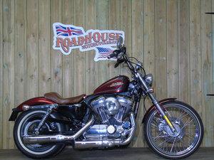 2013 Harley-Davidson XL 1200 V Seventy Two, Mega Spec, 3400 Miles