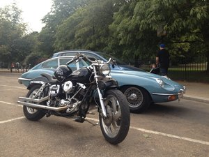 Beautiful rare classic 1977 HarleyDavidson 1340FXS